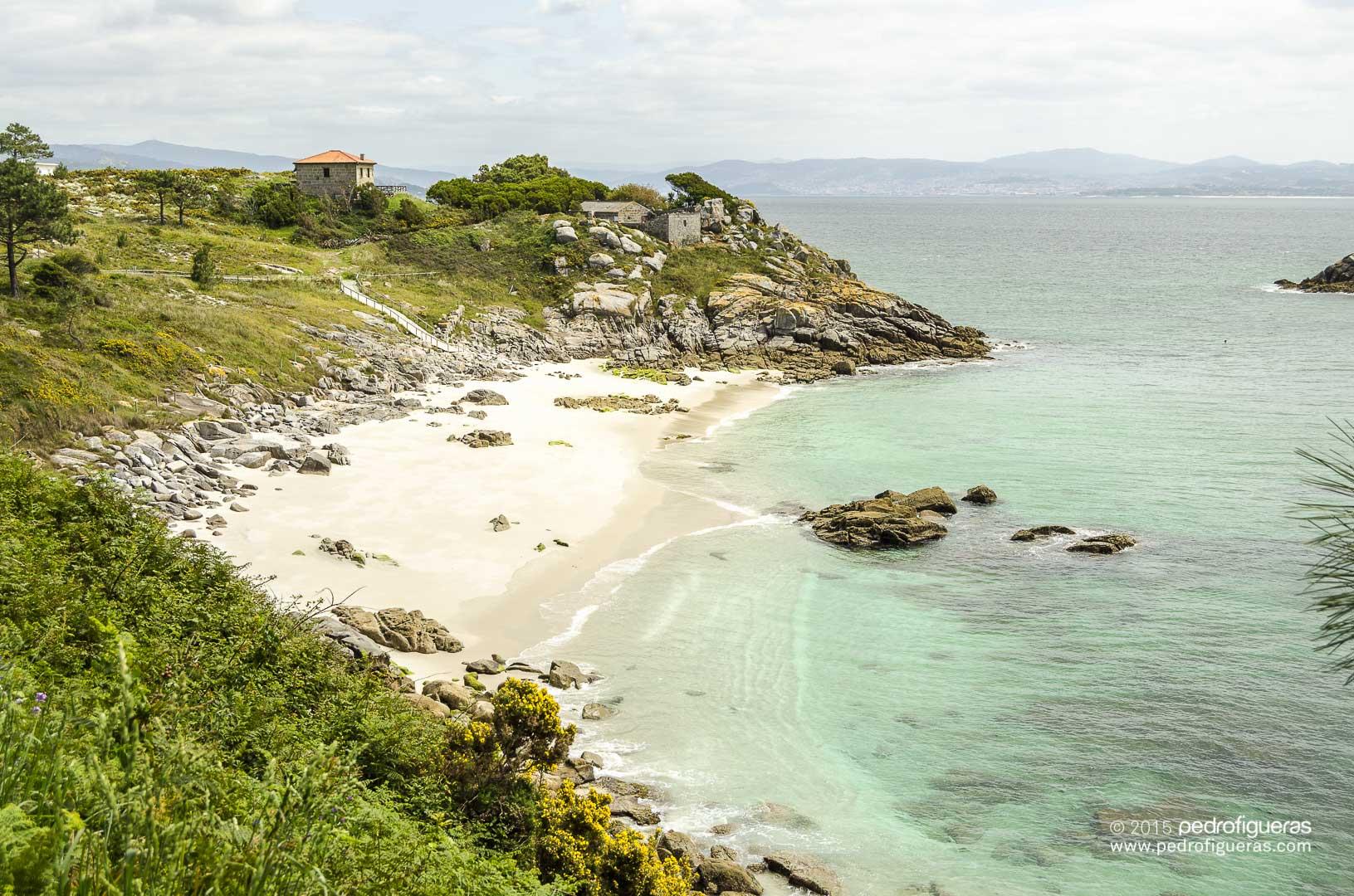 Area de Nosa Señora. Islas Cíes (I)