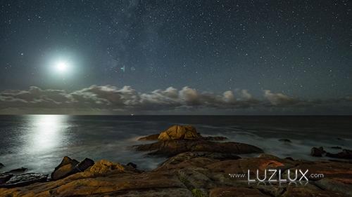 III edición doMaratón Fotográfico M·Starnight nas illas Cíes