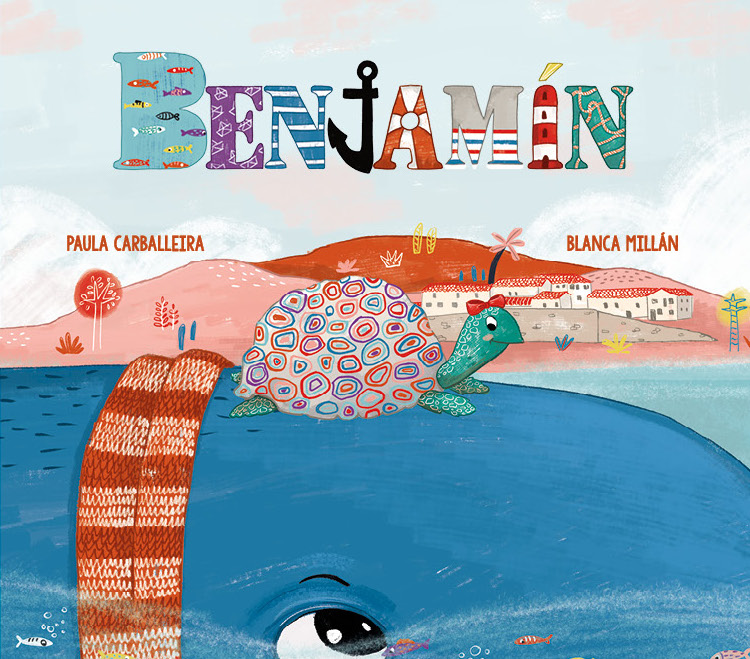 Benjamín, el cachalote de la isla de Ons, que quería ser delfín