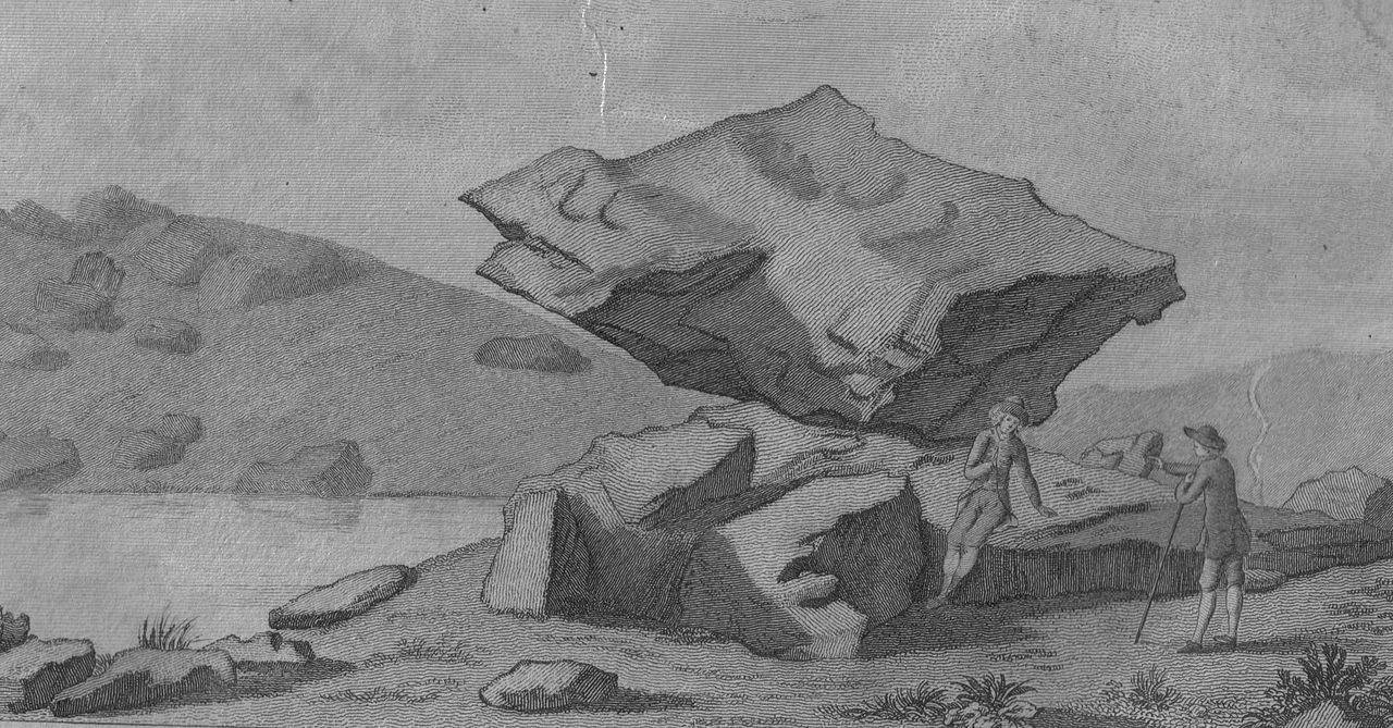 ¿Dónde está la piedra vacilante o de abalar de las islas Cíes? (I)