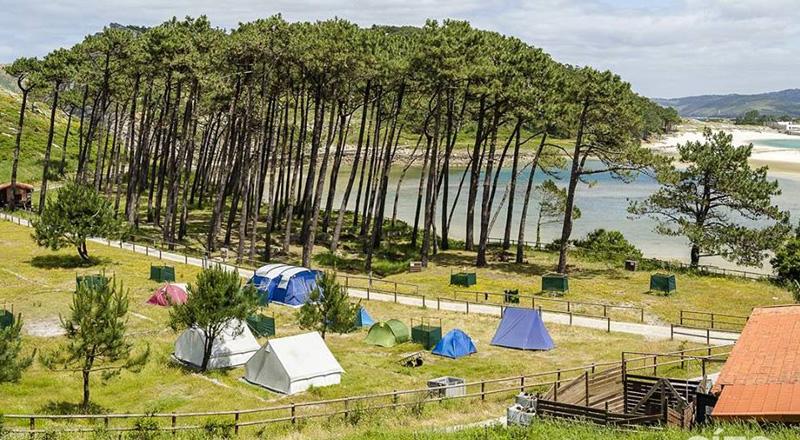 Camping Illas Cíes