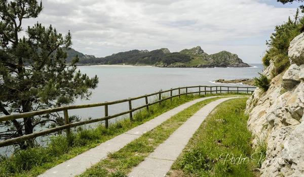 Ruta del Faro da Porta