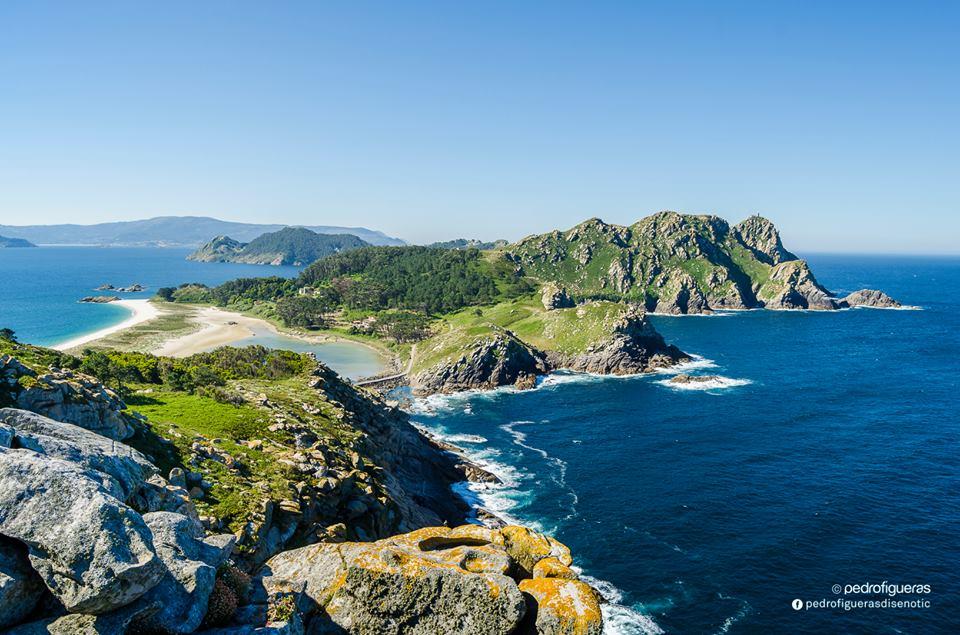 Autorizaciones islas Cíes y Ons en temporada alta