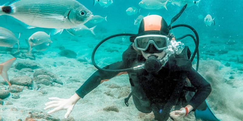snorkel niños ons