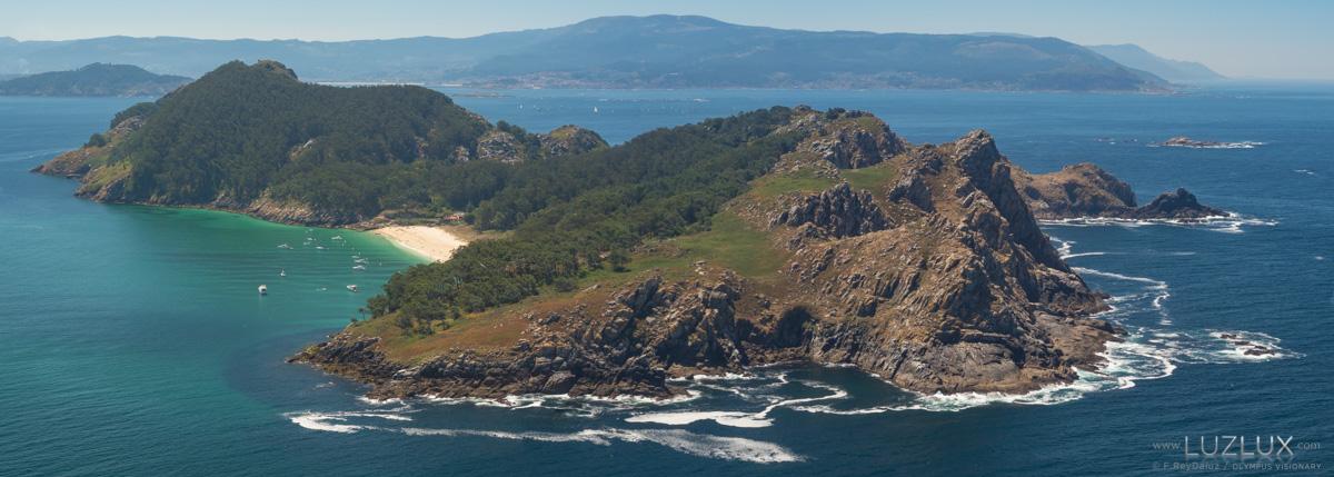 San Martiño ou Sur das illas Cíes