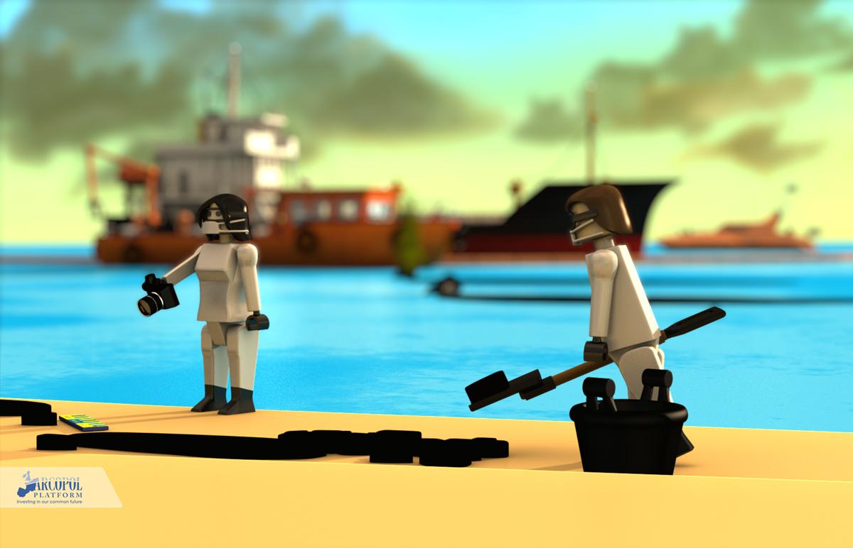 Divulgare volve ao mar para mellorar a prevención e resposta fronte a vertidos químicos accidentais