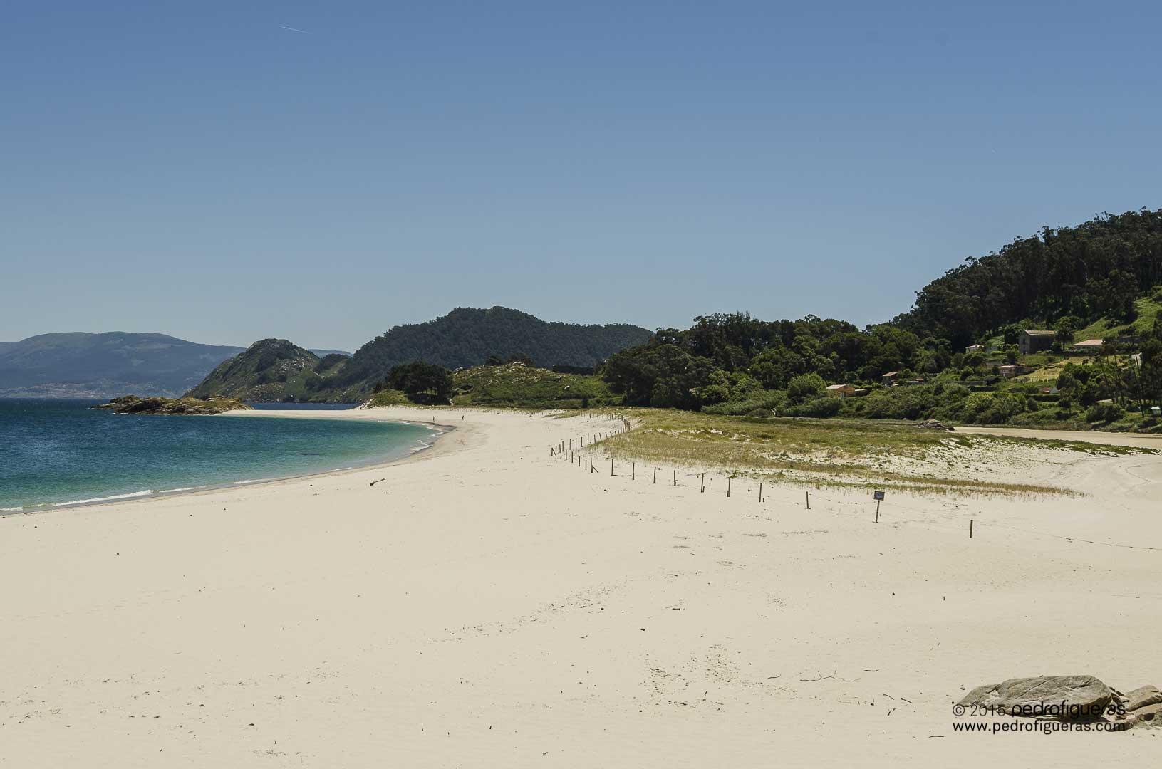 Areal de Rodas. Illas Cíes (I)
