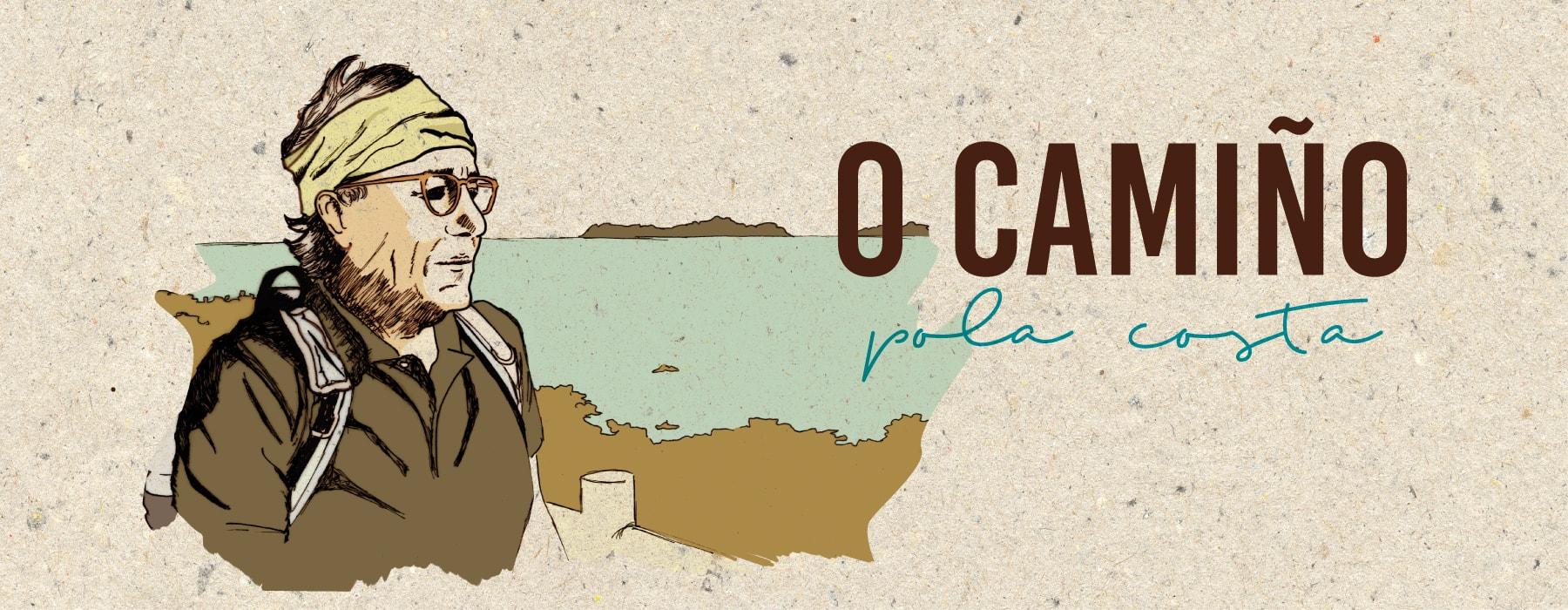 O Camiño portugués pola costa