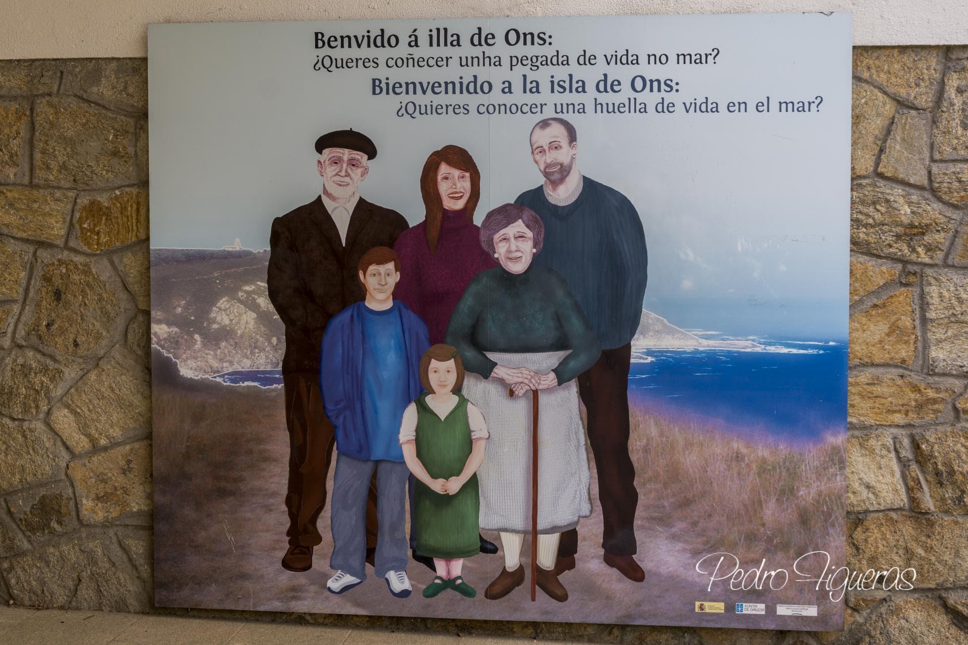 """Centros de Informacion e Vistantes dos Parques Nacionais de España. """"Illas Atlánticas de Galicia"""""""
