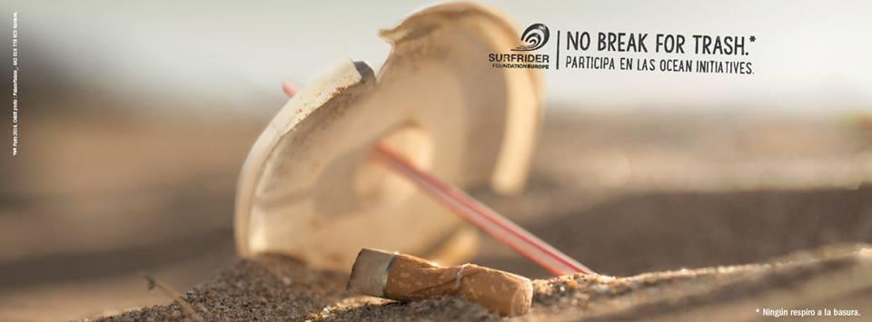 Concienciación ambiental contra las colillas en las islas Cíes