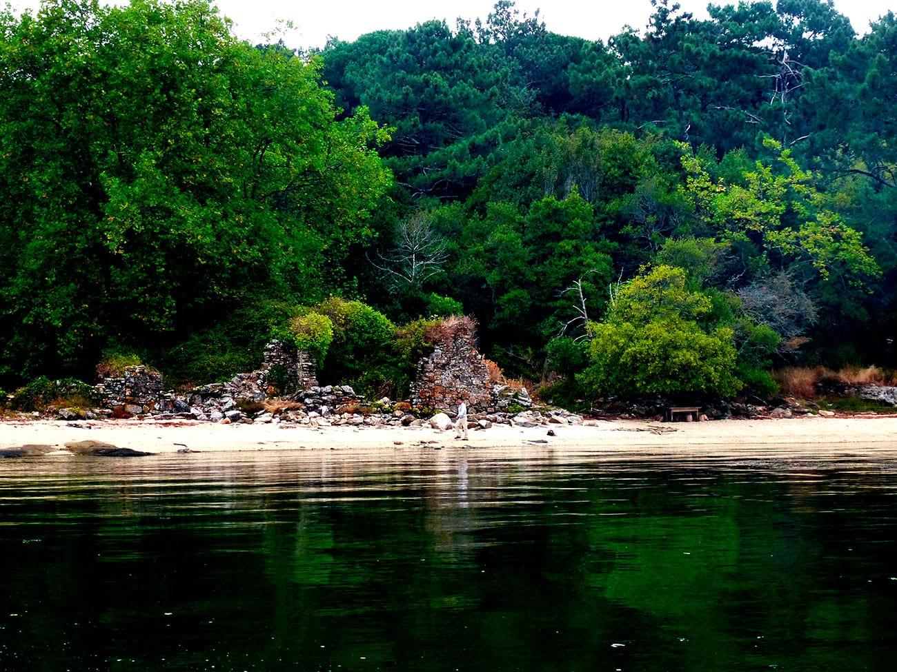 El archipiélago de Cortegada. Presentación