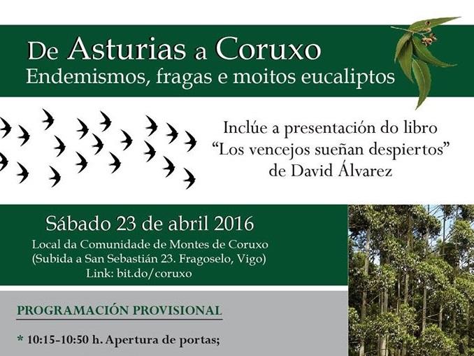 De Asturias a Coruxo…