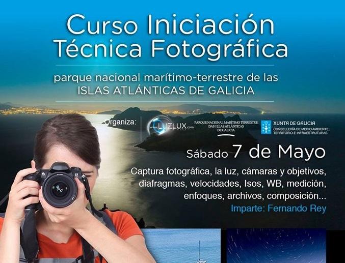Curso de iniciación a la técnica fotográfica