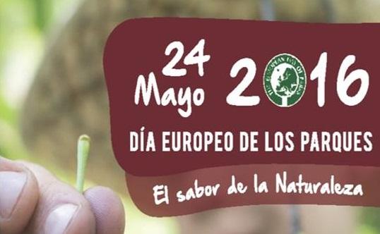 24 de mayo. Día europeo de los Parques