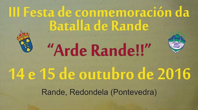 III Festa de conmemoración da Batalla de Rande