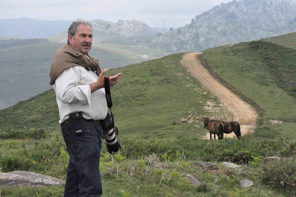 """Inicio dos faladoiros do IEM: """"Que son os garranos salvaxes que habitan nos montes de Galicia?"""""""