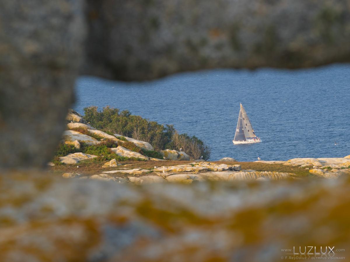 No Parque Nacional sempre hai unha fiestra aberta ao mar