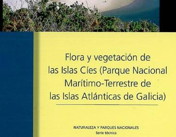 Flora y vegetación de las islas Cíes