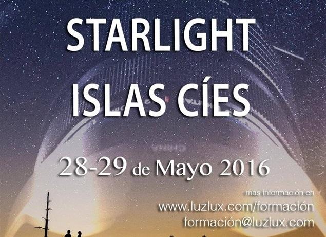 I Maratón fotográfico Satrlight Islas Cíes