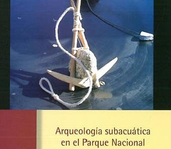 Arqueología subacuática en el Parque Nacional
