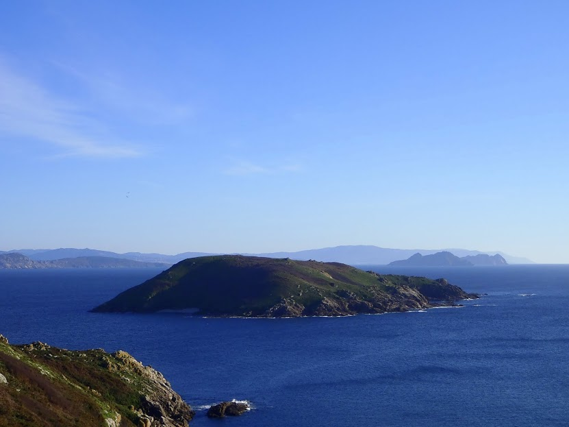 """Ruínas en Onza. Os seus lugares. """"Ons: unha illa habitada"""". Capítulo 4 (XIX)"""