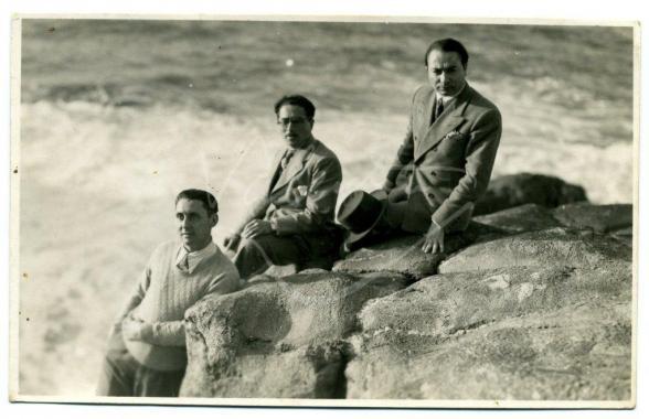 Ano 1931. Valentín Paz Andrade nun xuízo polo roubo dun porco en Cíes (I)