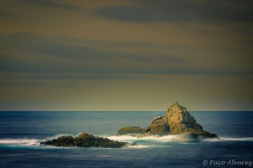 Illotes na Costa da Vela. O Morrazo