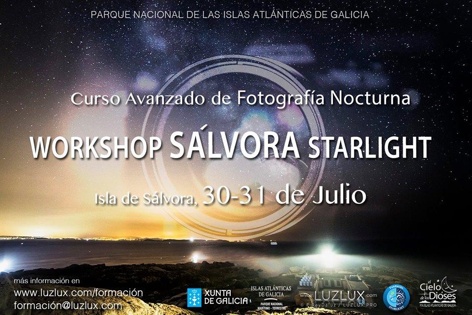 Workshop Sálvora Starlight