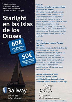 Sailway nocturna