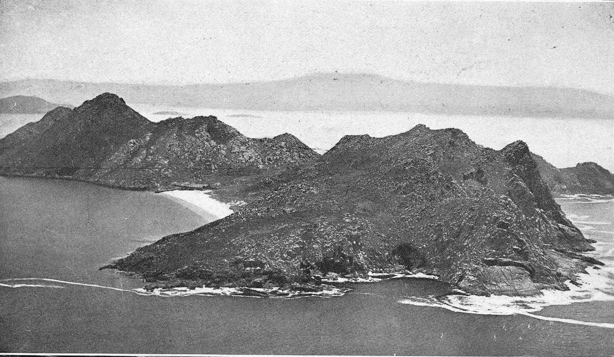 San Martiño por Pacheco en 1930