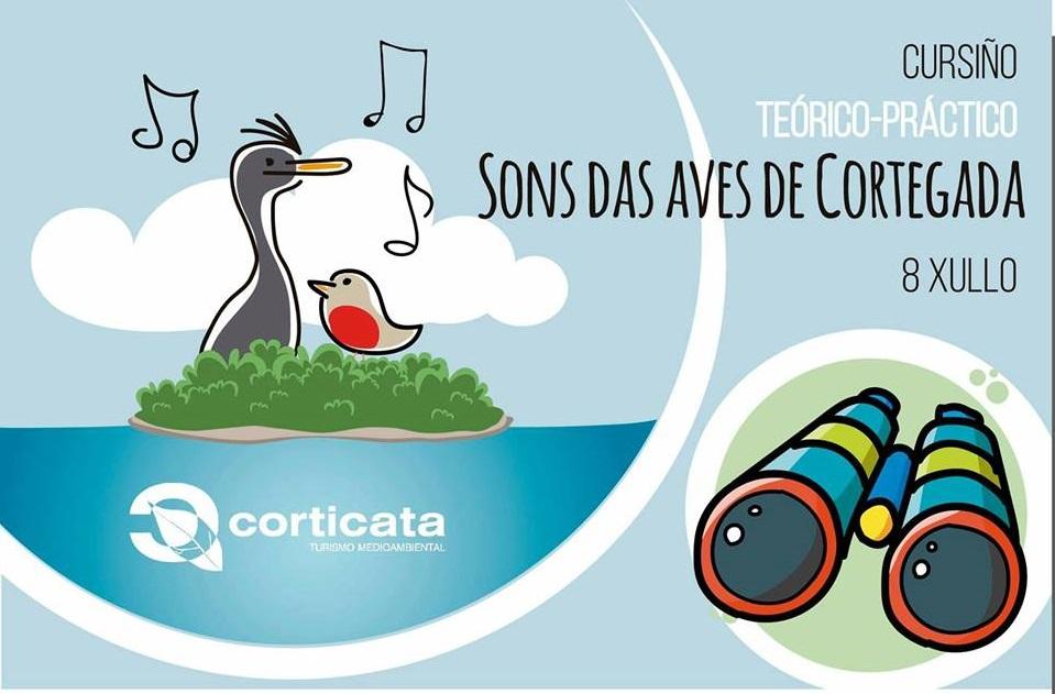 """Cursiño """"Sons das Aves da illa de Cortegada"""""""