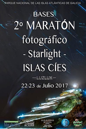Starlight Cíes 2017