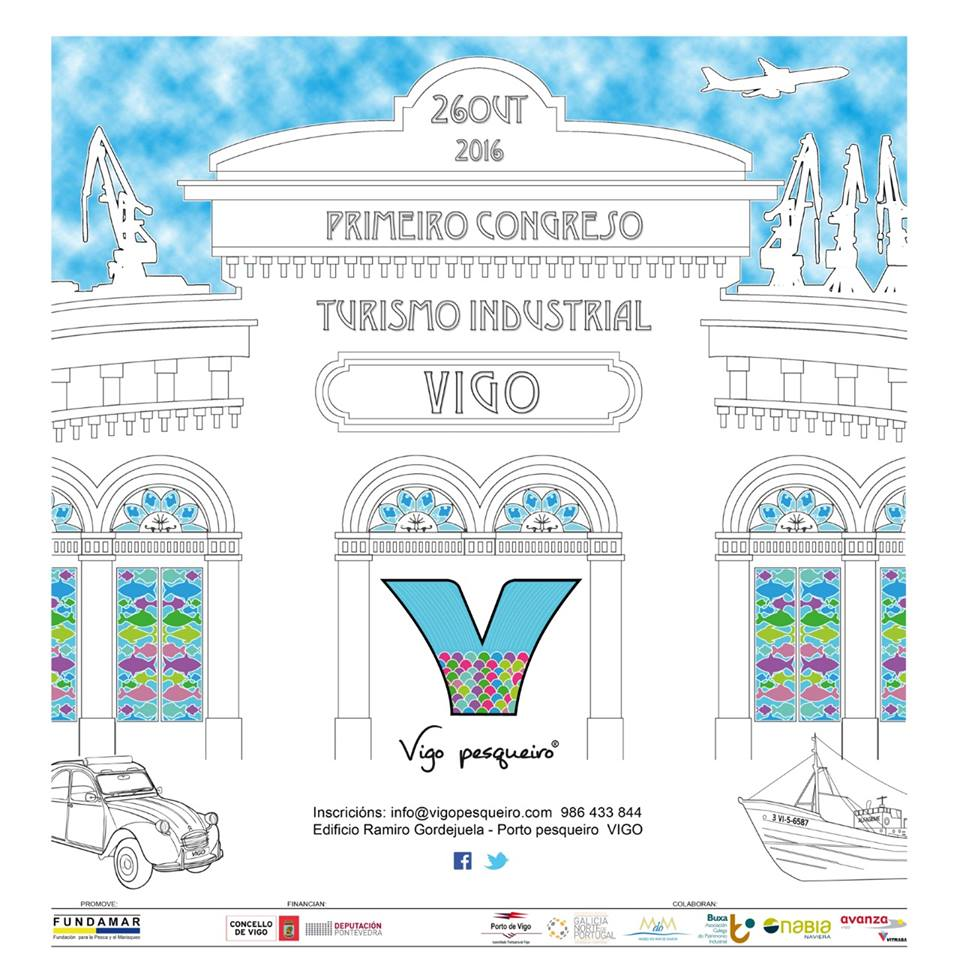 I Congreso de Turismo industrial de Galicia e Norte de Portugal