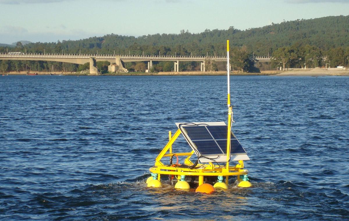 Sete anos estudando a variación da turbidez na desembocadura do río Ulla para previr perdas no sector marisqueiro