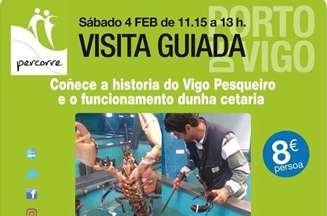 Coñece o funcionamento dunha cetárea con Vigo Pesqueiro