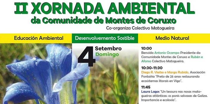 II Xornada Ambiental da Comunidade de Montes de Coruxo (Vigo)