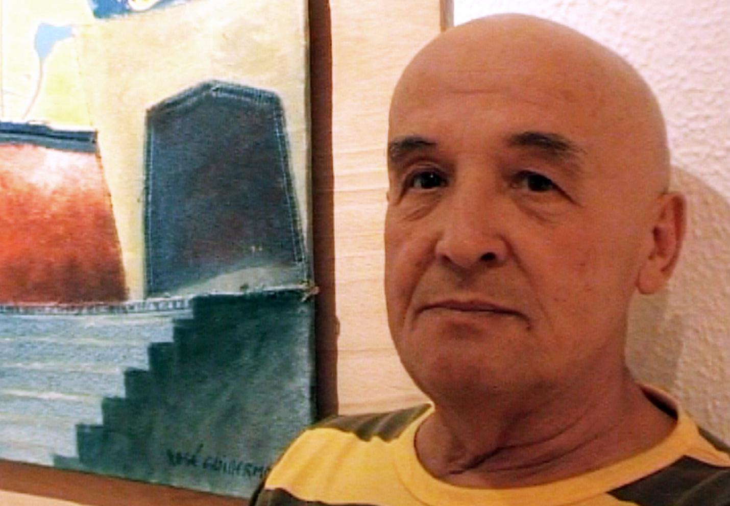 Xosé Guillermo, exposición antolóxica 2008