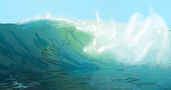 """A Cemma presenta """"A onda perfecta"""", unha banda deseñada de carácter ambiental"""