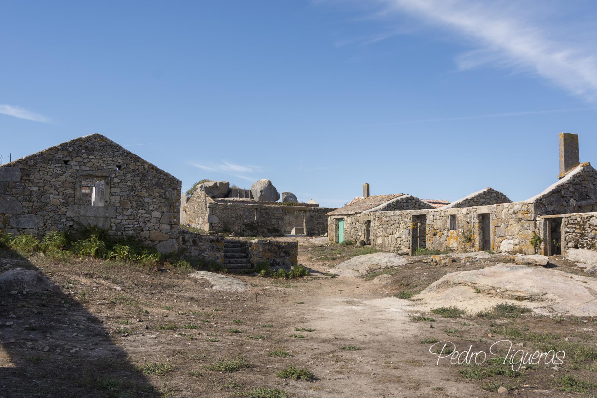 Recuperando a memoria. Fotogalería dunha nova oportunidade para a aldea de Sálvora (II)