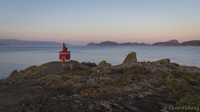 Ría de Vigo, Cangas, península do Morrazo