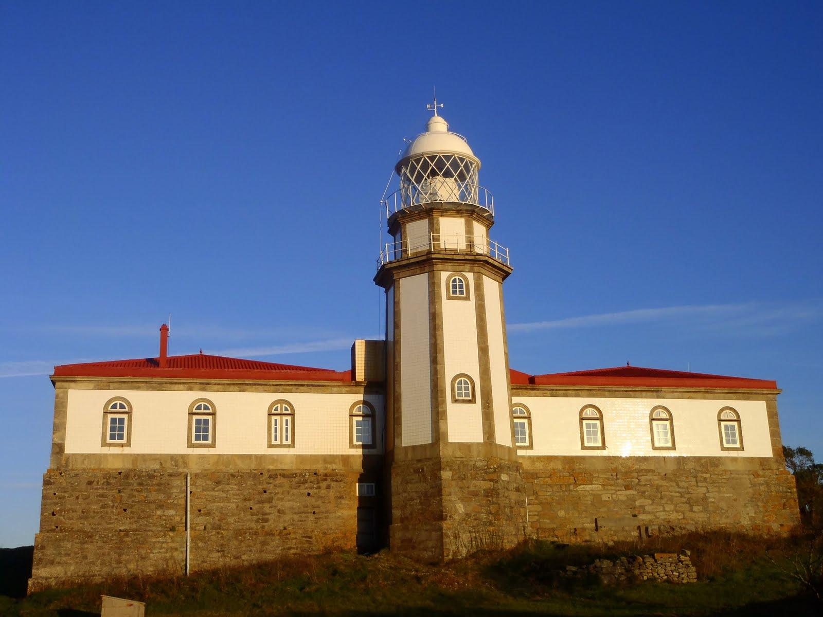 Faros do Parque Nacional: Faro de Ons