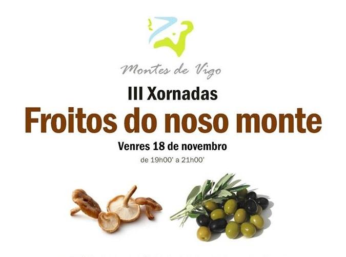 III Xornadas Froitos do noso monte de Montes de Vigo