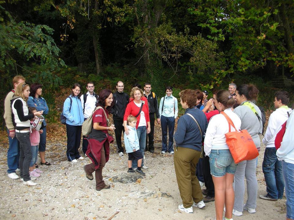 Curso formación de guías na rede de Parques Nacionais