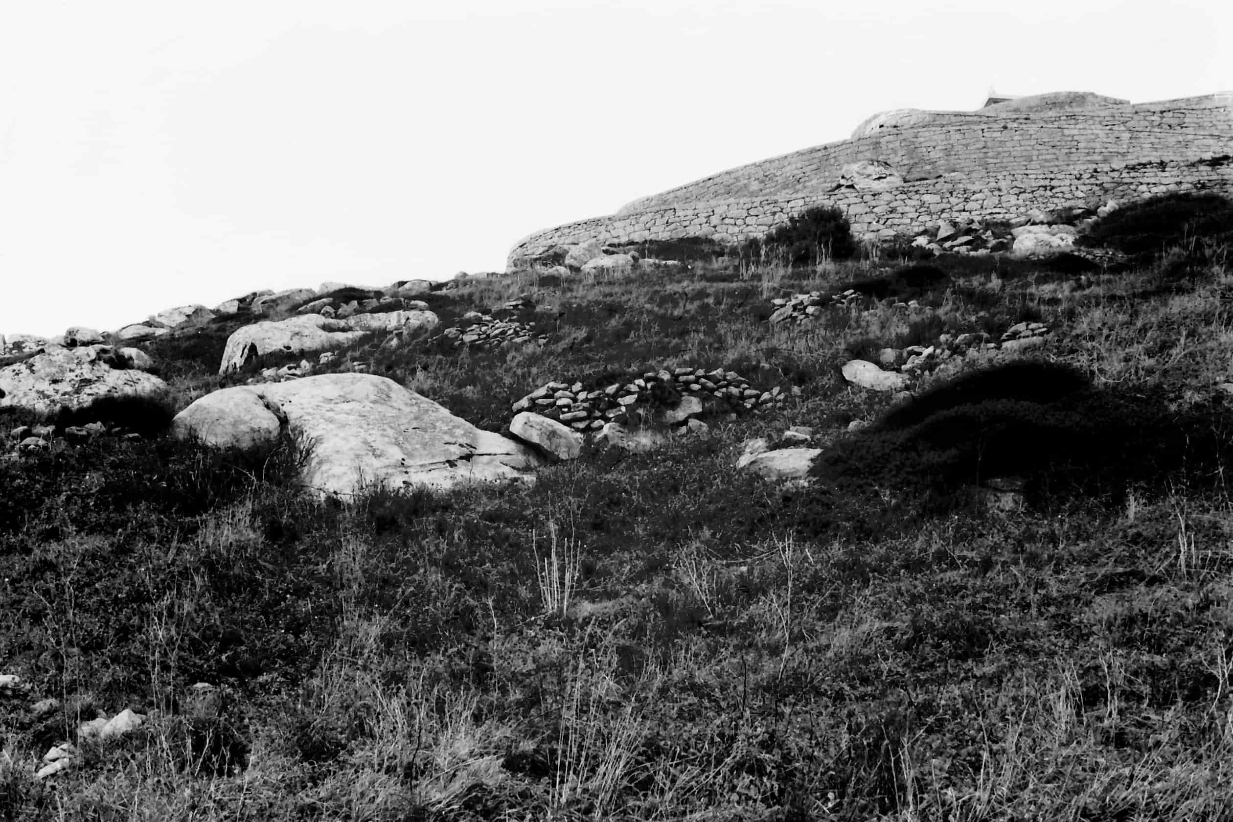Campo arqueolóxico das illas Cíes. Campaña 2006