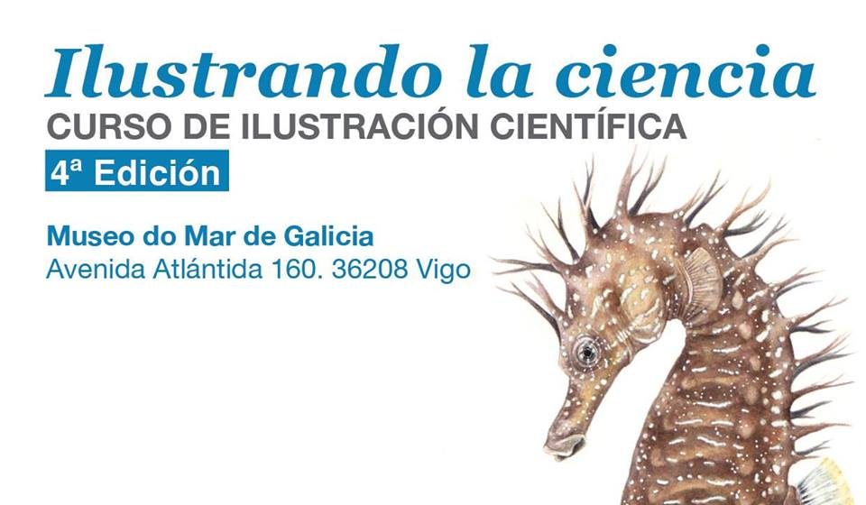 Ilustrando a ciencia. Curso de ilustración científica