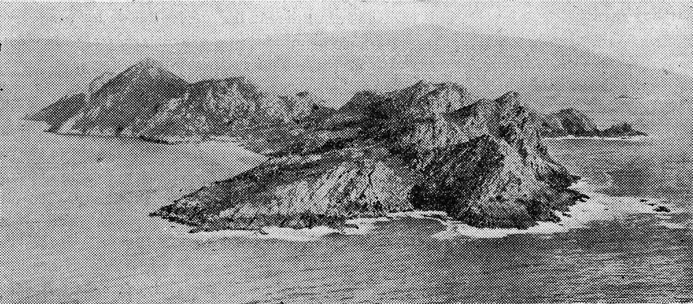 Islas gallegas: la de la ría de Vigo en 1933