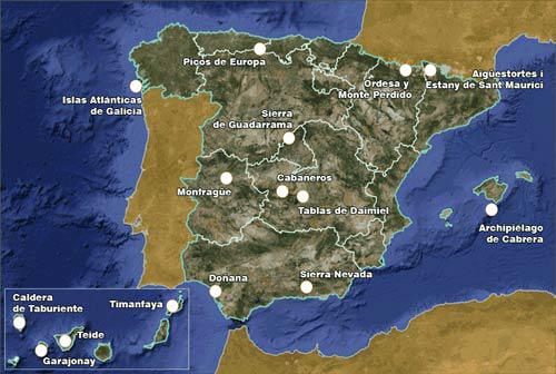 Seguimiento y evaluación a largo plazo en la Red de Parques Nacionales