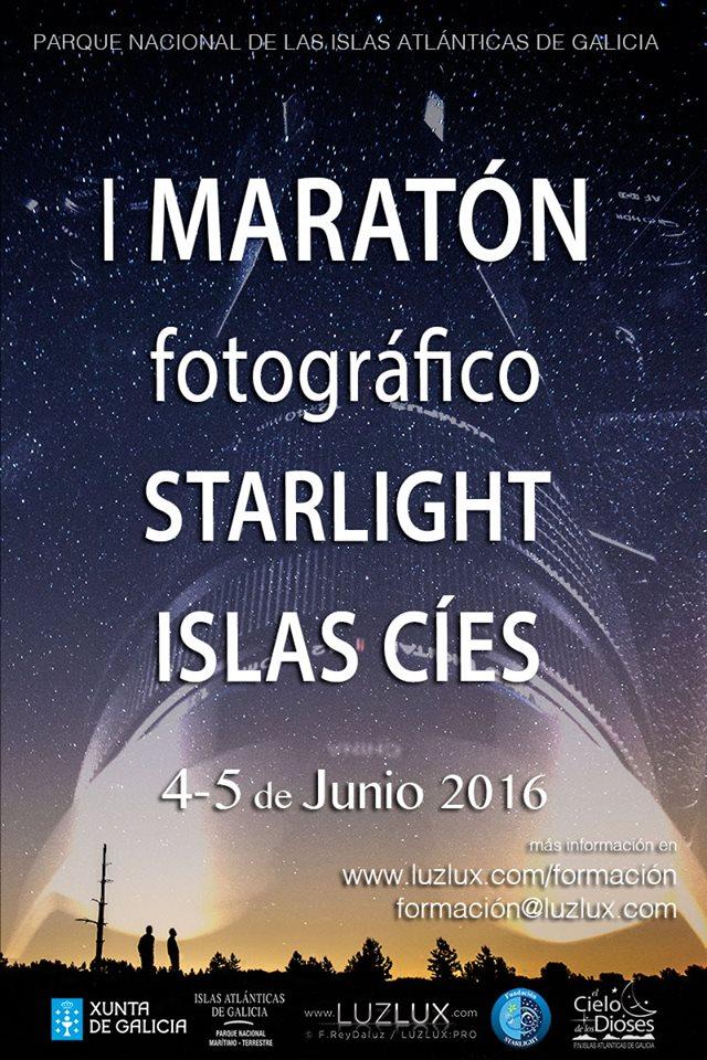 maratón starlight 4 e 5 xuño
