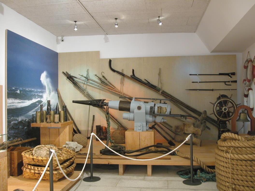 O Museo Massó, a conquista do mar