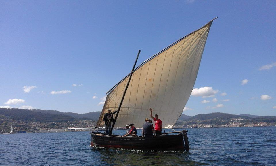 XXI Encontro de Embarcacións Tradicionais de Bueu